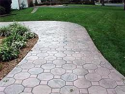 Tweed Heads concrete pathway