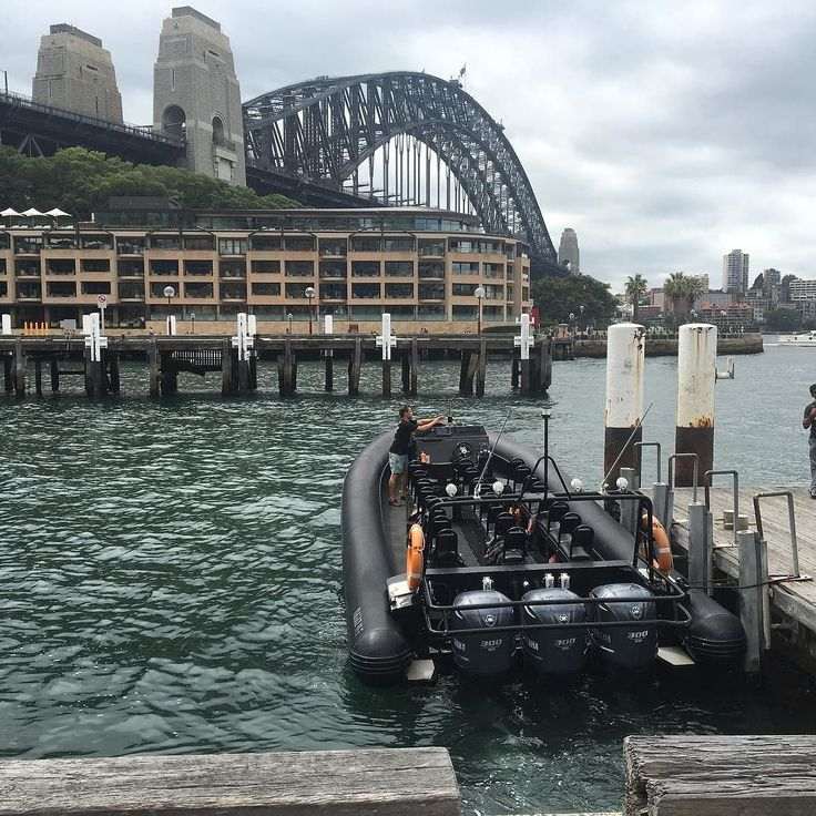 Ocean Extreme's Rigid Inflatable Boat. Ocean Extreme provides fun exciting up-close whale watching experiences as well as thrill rides departing from Sydney.  #oceanextreme #rigidinflatableboat #cruises #sydney #sydneyharbour #sydneyharbourbridge #tour #whalewhatching #whalewatchingtour #thrillride #thrillrides #fun #somuchfun #water #bondibeach #circularquay #landmark #landmarks #highspeed #braceyourself #adventure #adventurers #manlyoceanadventures by sydneyfundirectory…