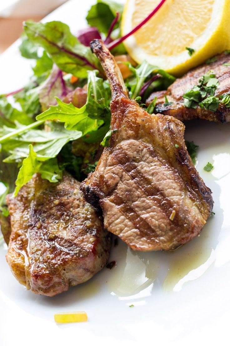 Italian lamb cutlets recipe-Honest Mum