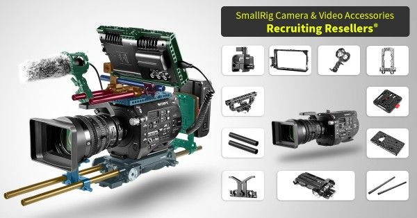 Smallrig will build an ecosystem of photographic products in 2018