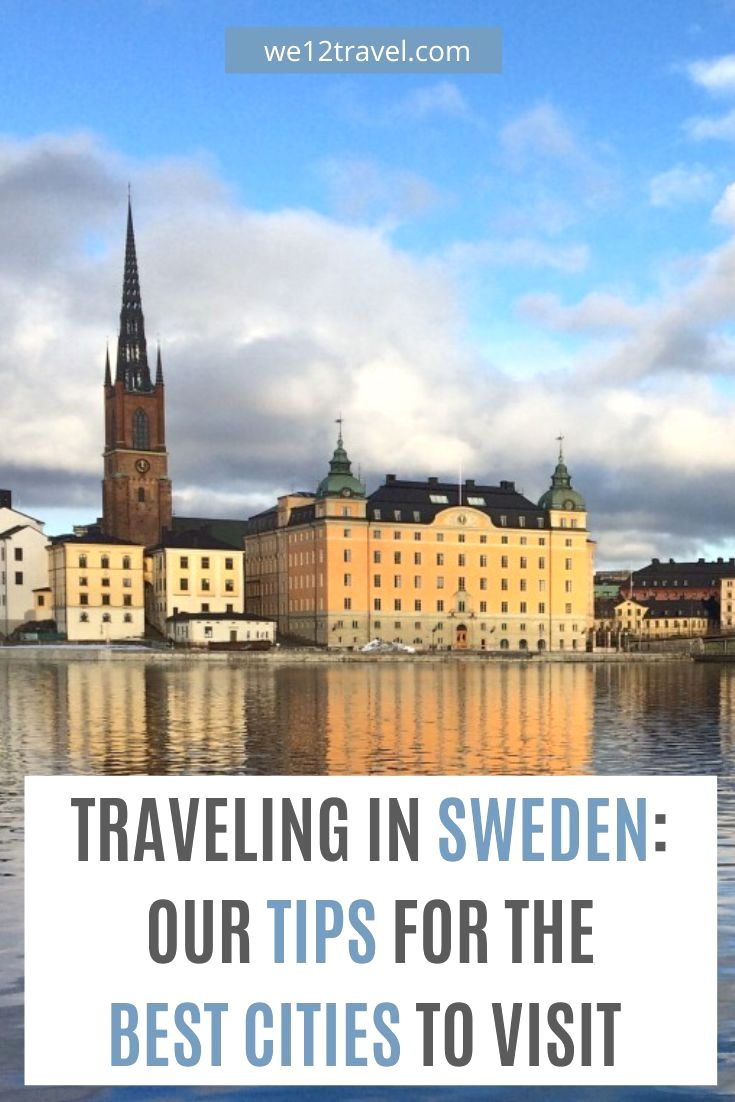 Heading To Sweden This Summer Then Make Sure To Check Our List With The Best Swedish Cities To Visi In 2020 Best Cities Top Travel Destinations Us Travel Destinations