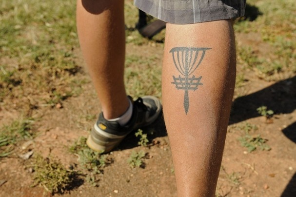 17 best images about disc golf tattoos on pinterest main for Disc golf tattoos