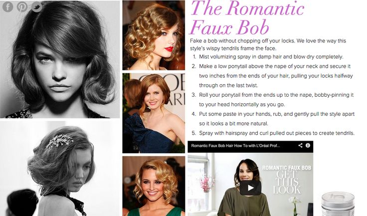 hairstyles to try | Hair & Beauty | Pinterest