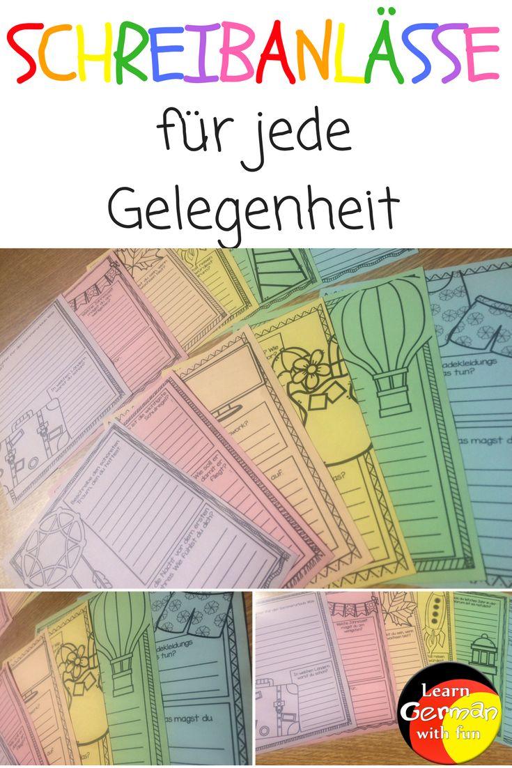 Best 152 Teach German - DaF images on Pinterest | Learn german ...