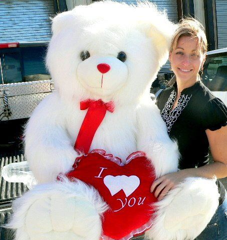 In a world where everyone seems to be larger and louder than yourself, it is very comforting to have a small, quiet companion…….  - See more at: http://justgetideas.com/100-happy-teddy-bear-day-quotes-to-celebrate-cute-teddy-day/9/#sthash.9m9BBRQC.dpuf