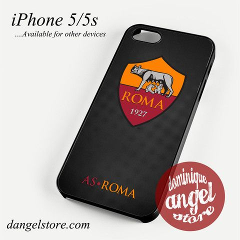 as roma club Phone case for iPhone 4/4s/5/5c/5s/6/6s/6 plus