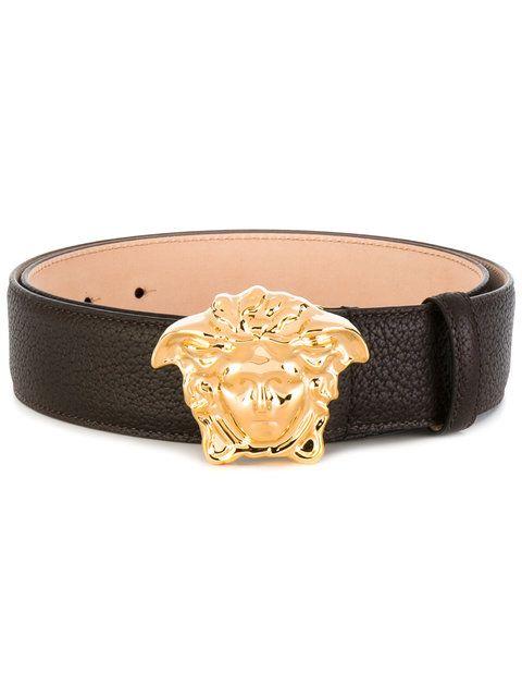 ac8c632c Shop Versace Medusa Palazzo belt. | Men's accessories | Versace mens ...