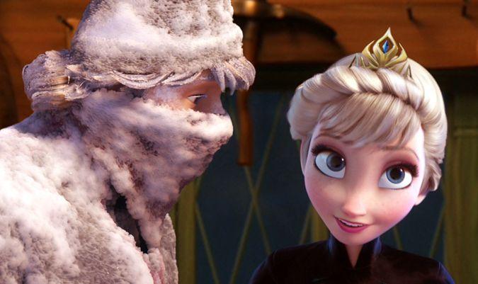 Холодное Сердце: Если бы Анна и Эльза поменялись ролями