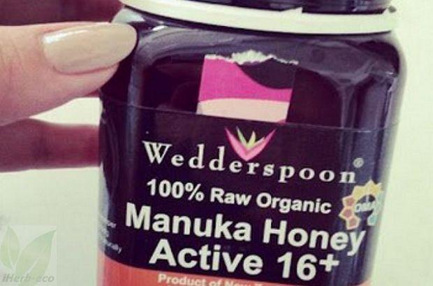 Манука мед:iHerb-eco Манука мед хорош в использовании при: простуде и гриппе поносе гастрите изжоге язвенной болезни болезни глаз и горла защищает желудочно-кишечного тракт Снимает воспаление горла.