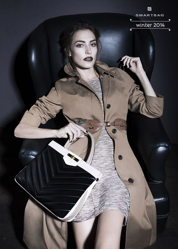 Coleção #Smartbag Outono-Inverno 2014!  #bolsa #matelasse #ensaio #moda