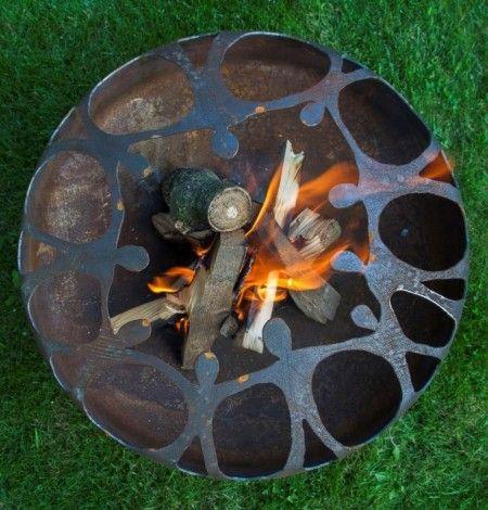 Fire pit 'Together' | For sale at Lebesque Design online shop
