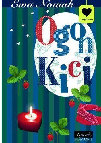 Okładka książki Ogon Kici