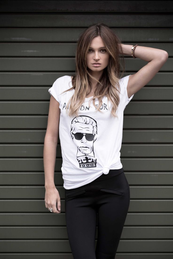 Passion for Karl t-shirt #Karl #Londonstreetstyle #graphic tee #London