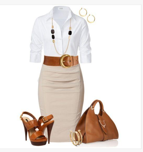 Women's outfit idea