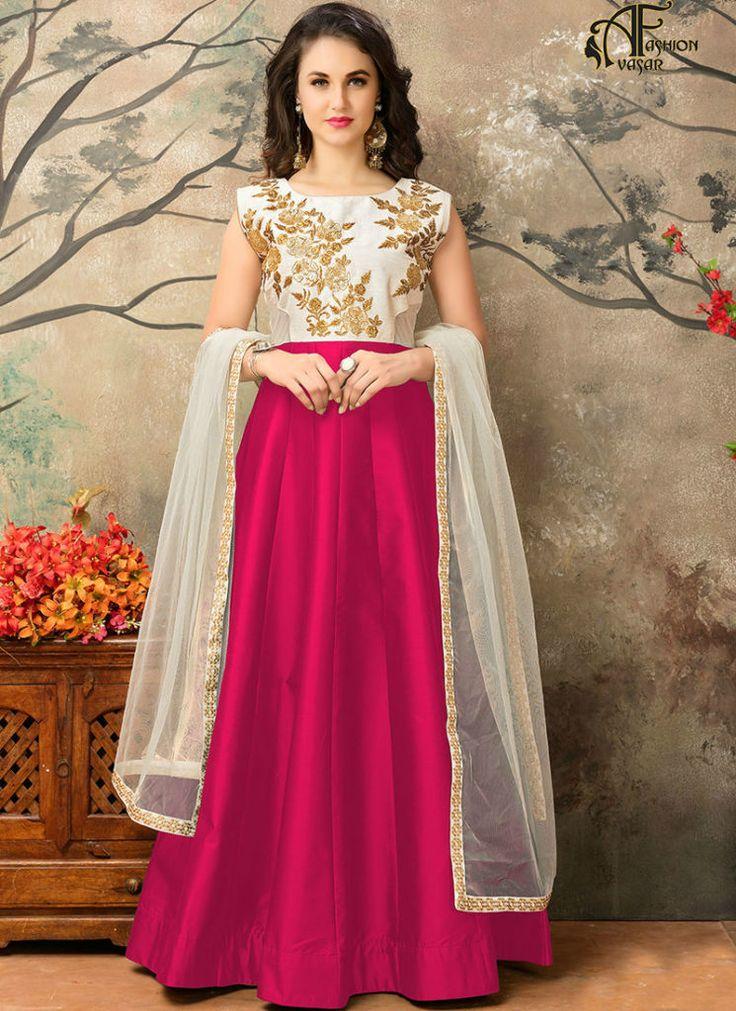 Long Indian Dresses