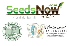 SeedsNow.com is a small family owned business that provides 100% non-gmo, non-hybrid and open-pollinated seeds. They even provide seed kits that can save your lots of time. Botanical Interests is also perfect company to buy organic seeds that offers comprehensive details on the seed packets.