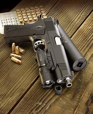 Custom-TLE-RL-(TFS) New Kimber pistols suppressor ready