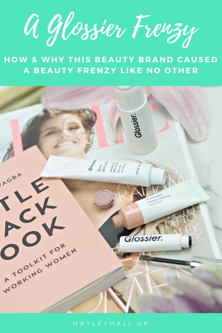 Glossier have revolutionised the beauty industry, but how? Why did everyone get in a fluster and flock to buy their holy grail products and how did they create such an impact? Read more: HayleyHall.uk