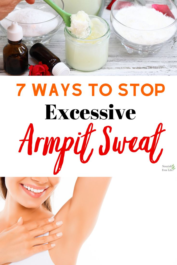 7 easy ways to stop excessive sweating armpits excessive