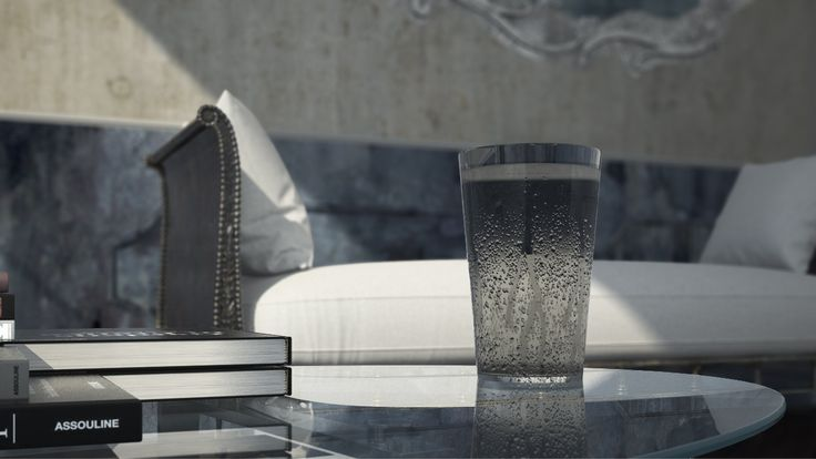 hot day practise- 3ds max-vray-photoshop