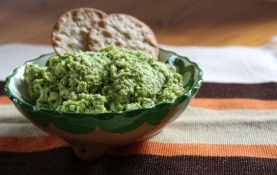 Dieta Alcalina Ricetta #15# Salsa di piselli e fave