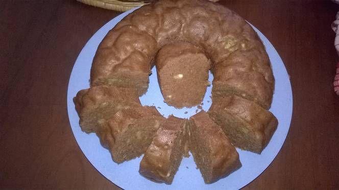 Cake sukun kukus