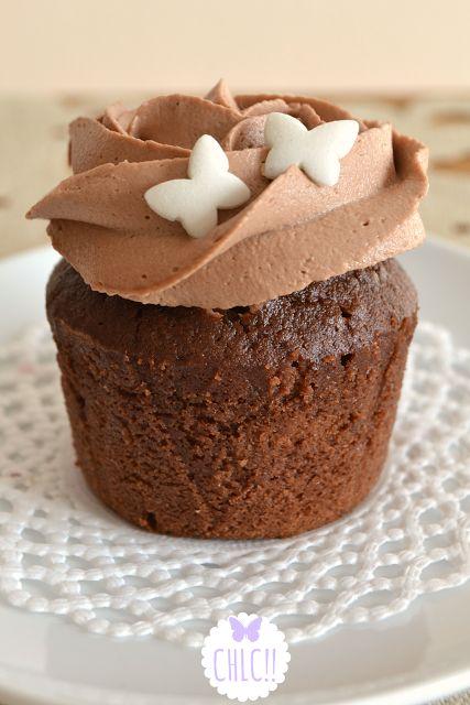 Cupcakes de nutela thx