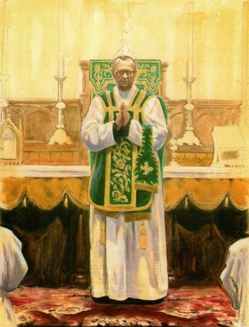 Ut Fideles Inveniatur: El Calvario y la Misa Por Mons. Fulton J. Sheen