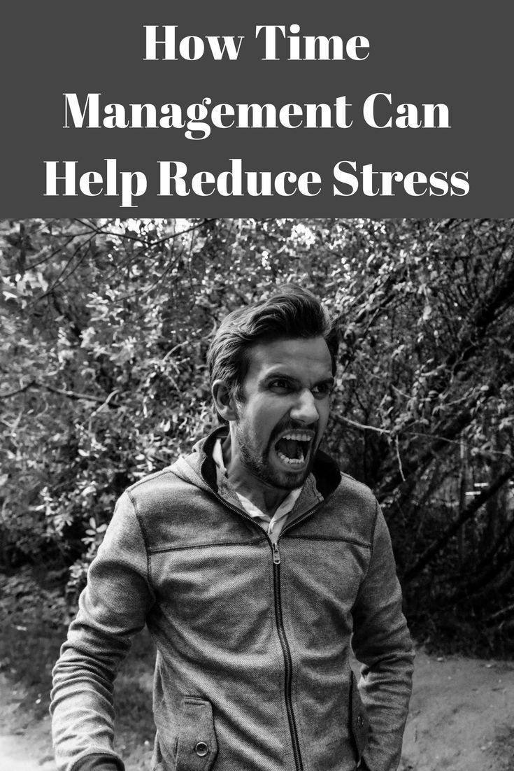 This article looks at the relationship between time management and stress, and how by improving one you can reduce the other! #timemanagement #stress