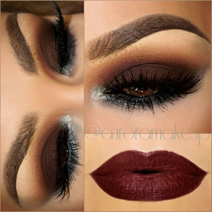 """""""Hi loves , this look has been recorded ... tomorrow you will have the video tutorial on my YouTube channel . Deets: -Eyeshadow in HEAT WAVE (transition…"""""""