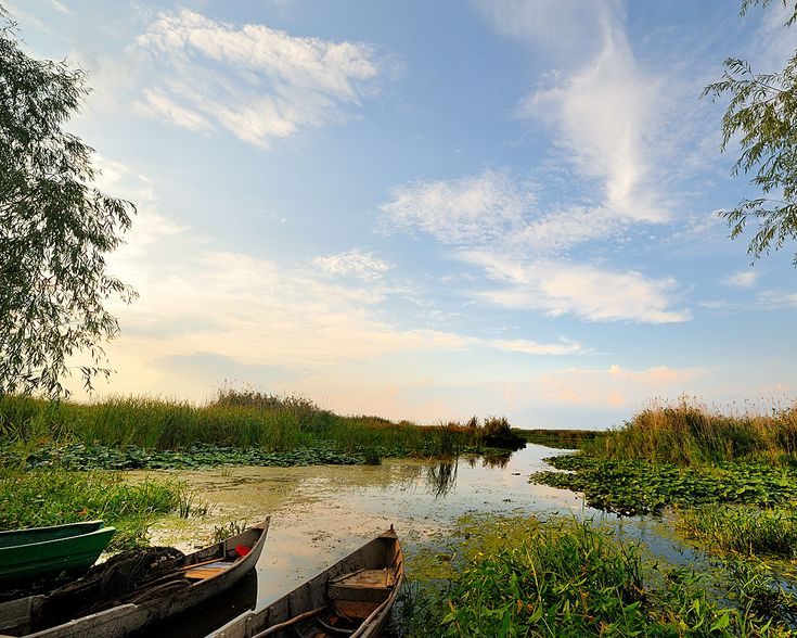 Danube Delta - A place to visit!
