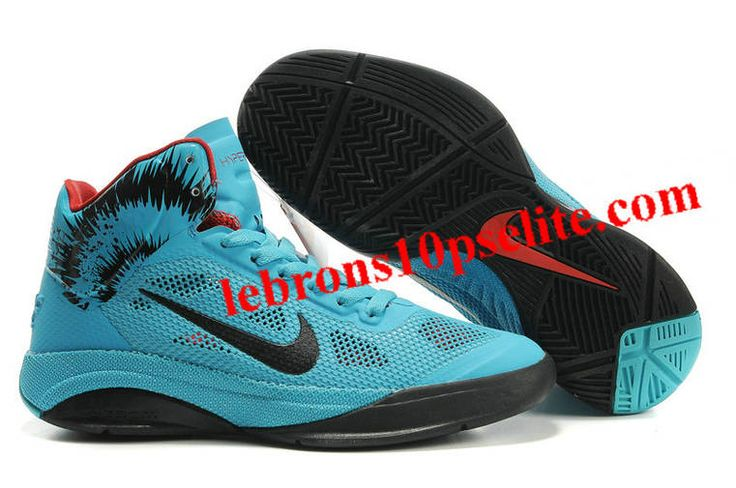 Nike Zoom Hyperfuse XDR 2010 Blue/Black