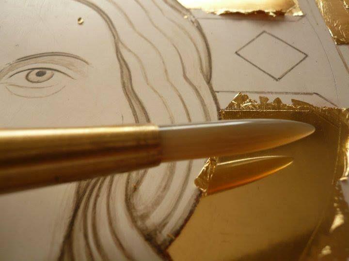 THE ICON - PAINTER ANTONIO DE BENEDICTIS (ITALY): http://www.versta-k.ru/en/articles/1484/