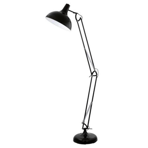 Lampadar iluminat decorativ interior Eglo, gama Borgillio, model 94698 http://www.etbm.ro/