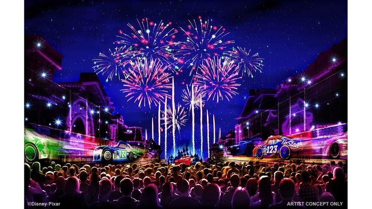 Disneyland Resort guests are invited to celebrate their favorite Disney·Pixar stories during Pixar Fest, beginning April 13, 2018.