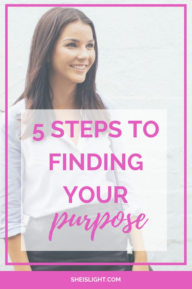 Struggling to figure out your purpose? Follow these 5 steps to get clarity. Christian | Christian blogger | Christian women | encouragement and inspiration for Christian women | She is Light | Elise Hodge | Devotionals | Christian quotes | scripture | Bible | Christian encouragement | Australian Christian blogger | Christian resources | purpose guide