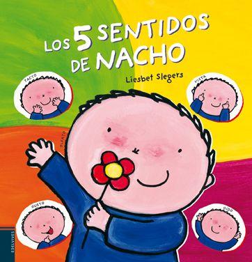 Los 5 sentidos de Nacho #lij #primeroslectores