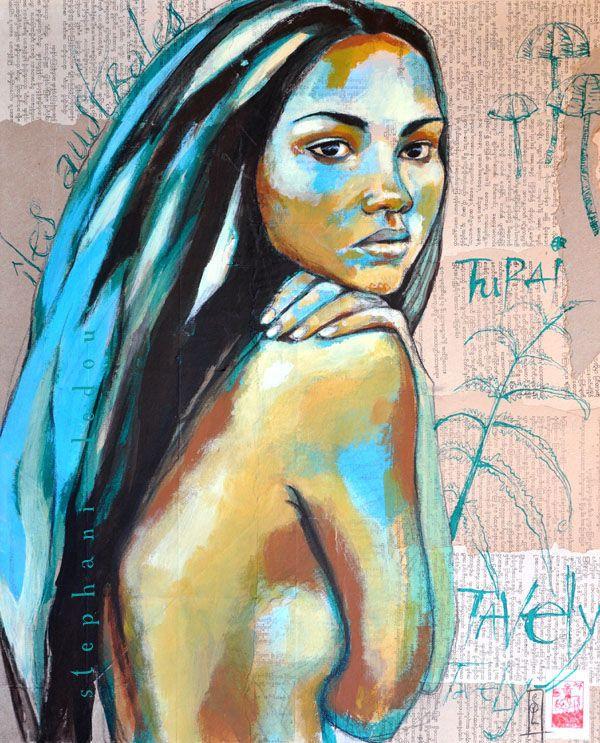 Ledoux | Peinture de Titouan Lamazou