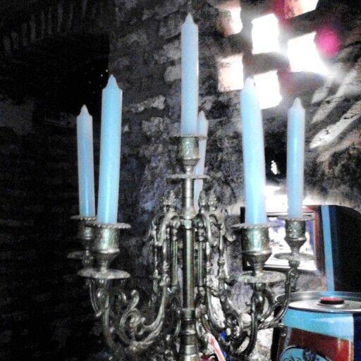 #GradskiKlub #Niš #Srbija #candles #sveće