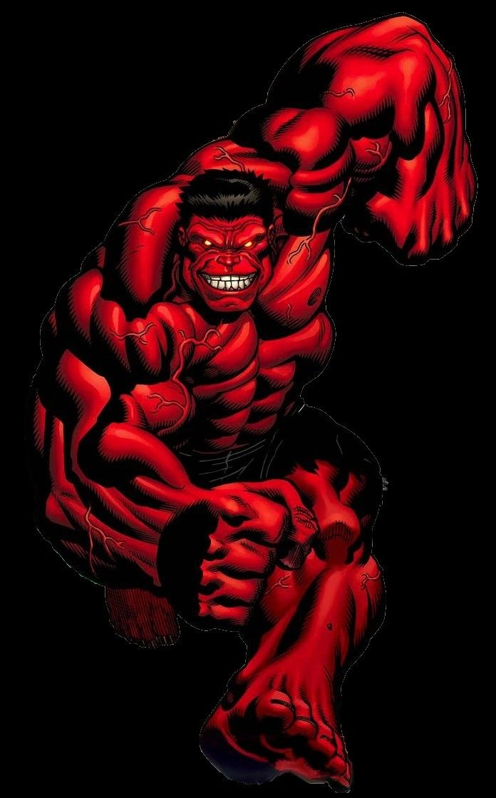 Spiderman Wallpaper Hd Red Hulk Cb Avengers Red Hulk Hulk Juggernaut Marvel