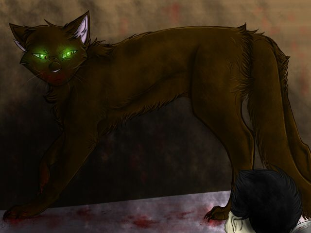 A scene from Daughter of Dusk, by EuphratesLeap on DeviantArt.