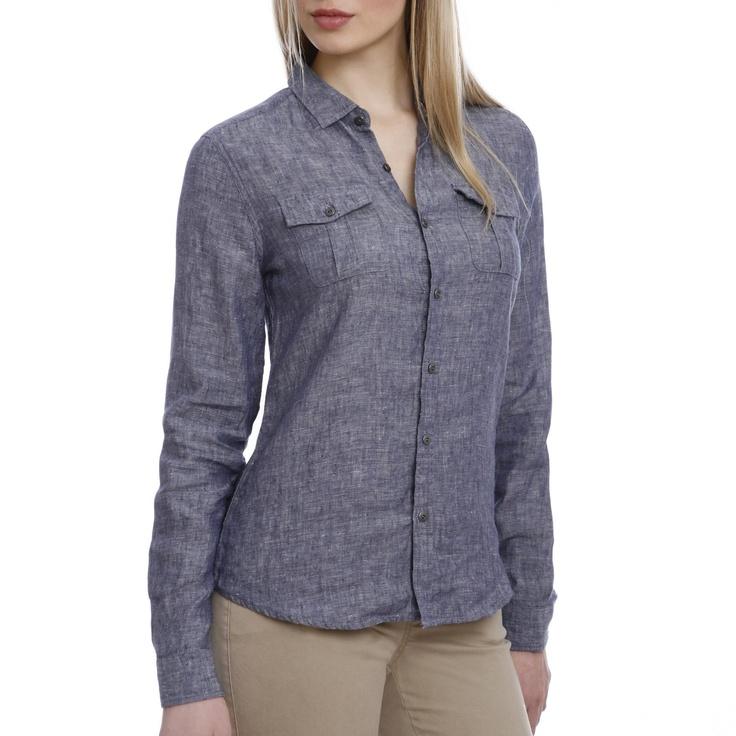 Linen Camp Shirt, $68
