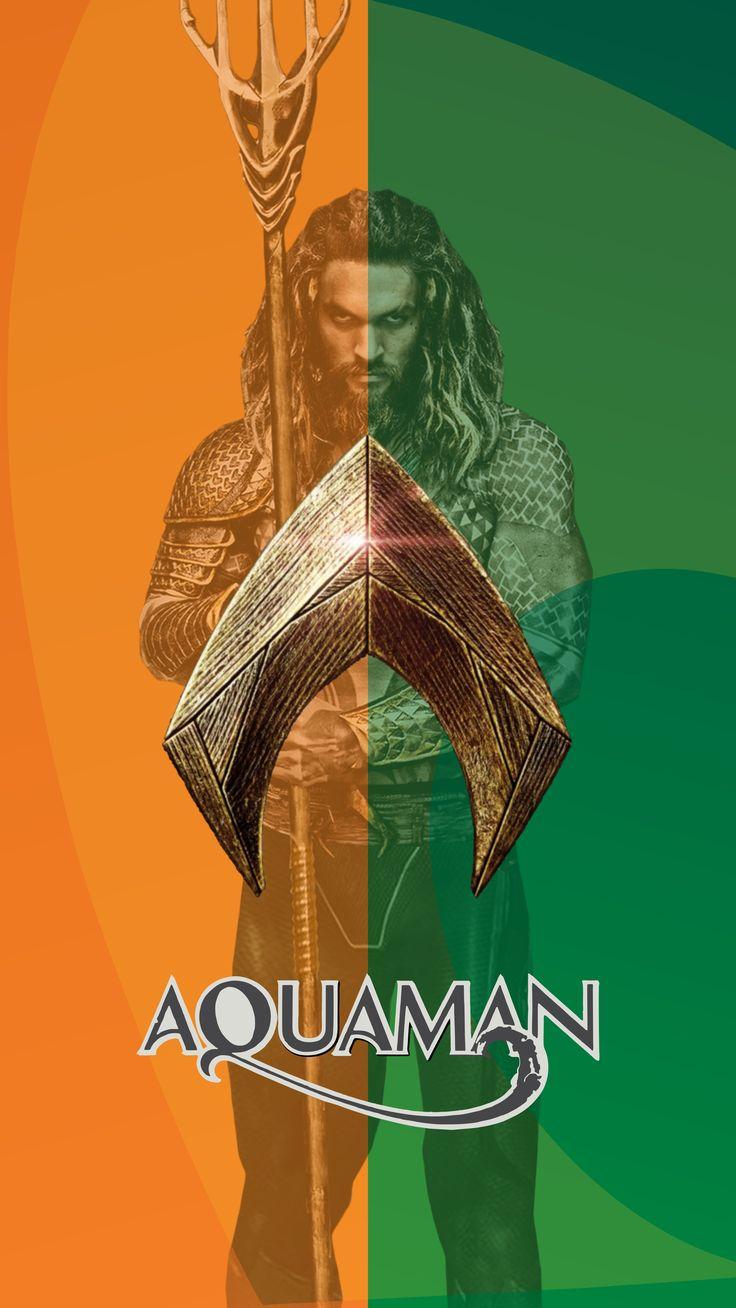 Android/iPhone HD Wallpaper: AQUAMAN #DC #DCEU #DCComics #Aquaman #ArthurCurry