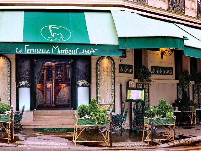 Bienvenue sur le site du restaurant La Fermette Marbeuf à Paris - Restaurant Traditionnel - La Fermette Marbeuf, un restaurant classé monument historiqueÀ deu...