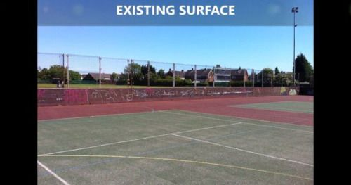 Just Pinned to Installations: 3G Football Surface Installers...
