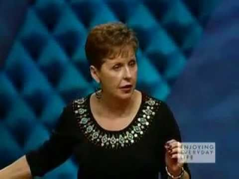 Joyce Meyer - Power of Words. I need to watch this EVERY DAY.