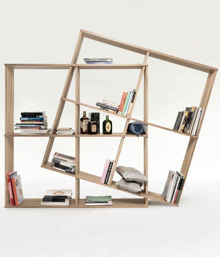 wall bookcase atlas mounted shelving modular shelf bookshelf system