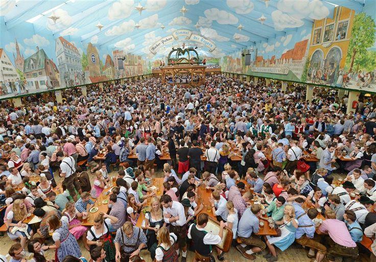 Munich..... Oktoberfest ;-D