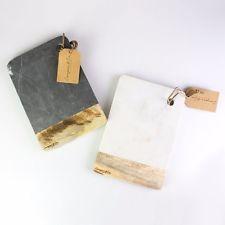 25x18 CM Marble and Wood Serving Board Tableware Brunch Plate Elegant Dinnerware in Дом и сад, Кухня, столовая и бар, Кухонные инструменты и гаджеты, Доски для резки | eBay