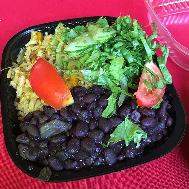 Vegetarian Restaurant In Kingston Jamaican Near Me Vegetarian Healthy Dining Vegetarian Menu